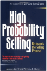Sale Book Review High Probability Selling