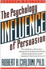 Sales Book Review of Influence, The Psychology of Persuasion