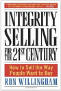 Sales Book Review Integrity Selling for the 21st Century