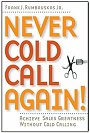 Sales Book Review Never Cold Call Again
