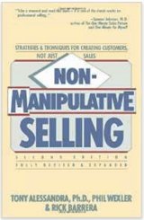 Sales Book Review Non-Manipulative Selling