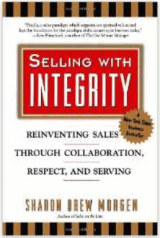 Sales Book Review Selling With Integrity