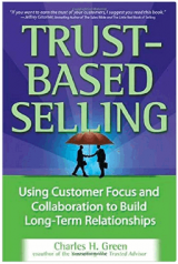 Sales Book Review Trust Based Selling